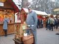 ベルリンのクリスマスマーケットで