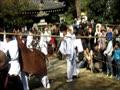 奈良・鏡作神社「おんだ祭」