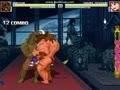 【Mugen】Minotaur vs Sakura.mp4